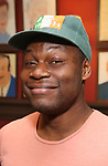 Obi Abili attends the 7th Annual Off Broadway Alliance Awards at Sardi's on June 20, 2017 in New York City.
