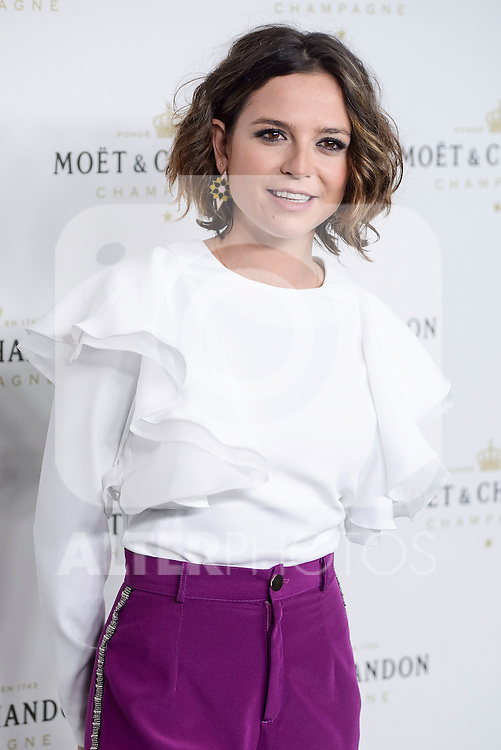 "Cristina Alarcon attends to the Moet & Chandom party ""New Year's Eve"" at Florida Retiro in Madrid, Spain. November 29, 2016. (ALTERPHOTOS/BorjaB.Hojas)"