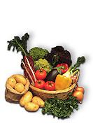 Verdure. Vegetable..