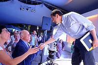 Ignazio Marino<br /> Genova 03-09-2013 Festa Nazionale Partito Democratico<br /> Photo  Genova Foto /Insidefoto