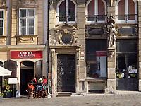 Alte Apotheke in der Panska 35, Bratislava, Bratislavsky kraj, Slowakei, Europa<br /> Old pharmacy in Panska 35, Bratislava, Bratislavsky kraj, Slovakia, Europe