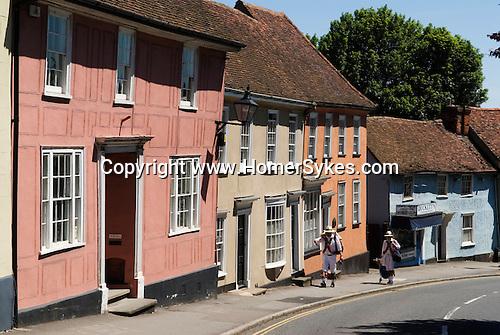 Bolford Street Essex village architecture Morris dancing Thaxted Essex England