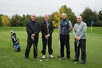 Actons from left: D Mantle, Paul Macildowie, Simon Dakin and Andrew Durbin