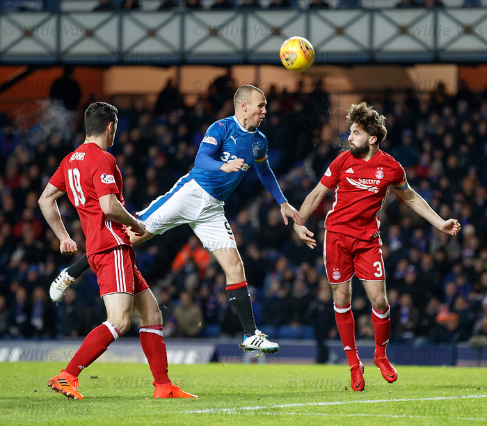 Kenny Miller and Graeme Shinnie