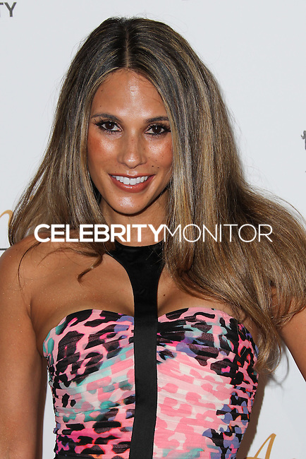 BEVERLY HILLS, CA, USA - MARCH 29: Bonnie-Jill Laflin at The Humane Society Of The United States 60th Anniversary Benefit Gala held at the Beverly Hilton Hotel on March 29, 2014 in Beverly Hills, California, United States. (Photo by Xavier Collin/Celebrity Monitor)
