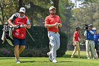 Tyrell Hatton (ENG) departs the 12th tee during round 2 of the World Golf Championships, Mexico, Club De Golf Chapultepec, Mexico City, Mexico. 3/2/2018.<br /> Picture: Golffile | Ken Murray<br /> <br /> <br /> All photo usage must carry mandatory copyright credit (&copy; Golffile | Ken Murray)
