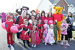 All from Ladybird Lane at the Prawn Parade in Clogherhead....Photo NEWSFILE/Jenny Matthews.(Photo credit should read Jenny Matthews/NEWSFILE)....This Picture has been sent you under the condtions enclosed by:.Newsfile Ltd..The Studio,.Millmount Abbey,.Drogheda,.Co Meath..Ireland..Tel: +353(0)41-9871240.Fax: +353(0)41-9871260.GSM: +353(0)86-2500958.email: pictures@newsfile.ie.www.newsfile.ie.FTP: 193.120.102.198.