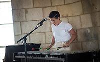 Lucie Antunes<br />  Francos dans l'air 2020-<br /> ©  VINSON/DALLE