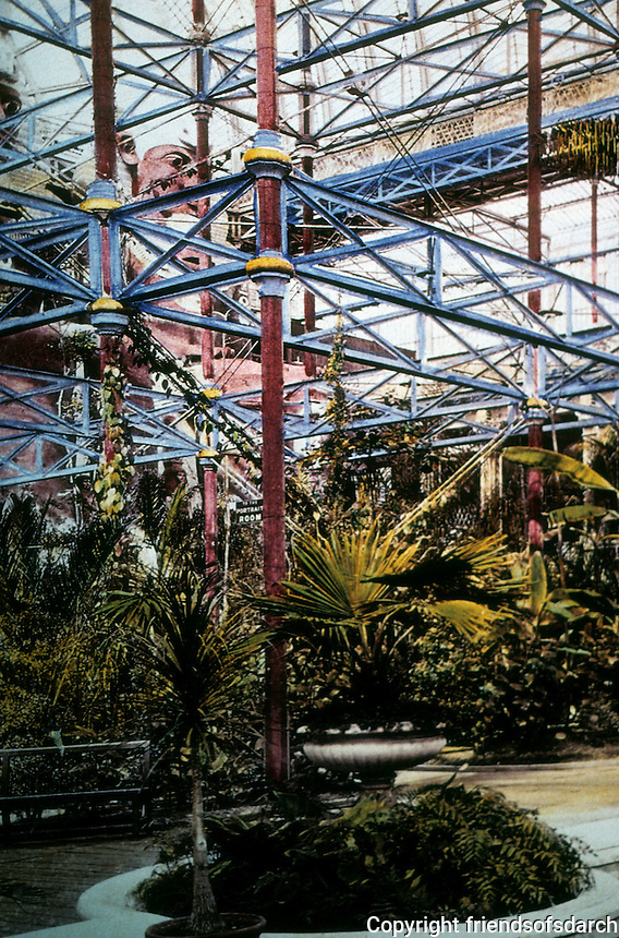 Technology:  London--Crystal Palace. Photo '90.