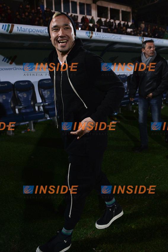 Radja Nainggolan <br /> Latina 17-03-2015 Stadio Domenico Francioni Football Calcio Youth Champions League 2014/2015 AS Roma - Manchester City. Foto Andrea Staccioli / Insidefoto