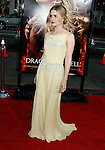 "HOLLYWOOD, CA. - May 12: Alison Lohman  arrives at the premiere of Universal Pictures' ""Drag Me To Hell"" at Grauman's Chinese Theatre on May 12, 2009 in Hollywood, California."