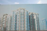 Urban Development Signage in Dongguan, China.  © LAN