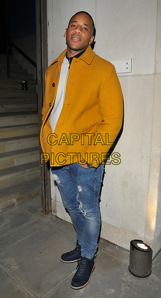 Reggie Yates at the M.I.A. &amp; Mercedes Benz #mbcollective global launch party, The Store Studios, The Strand, London, England, UK, on Thursday 23 March 2017.<br /> CAP/CAN<br /> &copy;CAN/Capital Pictures