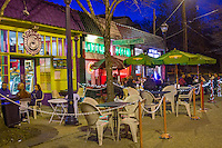 The Little Five Points area  is known as an alternative area of Atlanta Georgia.