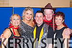 The Contestants at the Laune Rangers Strictly Come Dancing in the CYMS on Saturday night