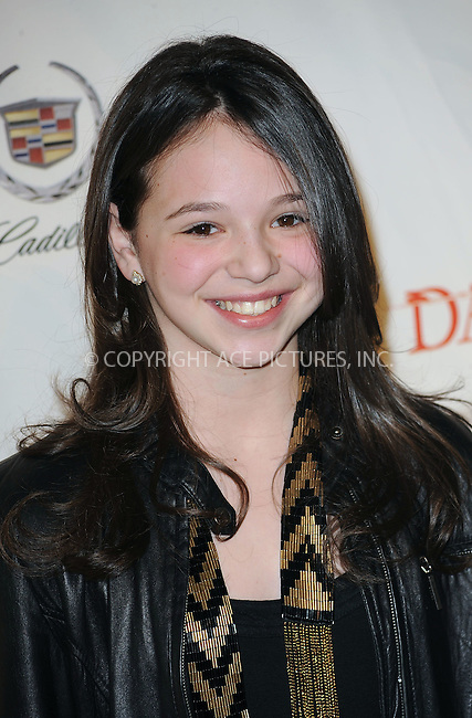 WWW.ACEPIXS.COM . . . . . ....January 19 2010, New York City....Actress Mackenzie Connolly arriving at the Season 3 premiere of 'Damages' at the AXA Equitable Center on January 19, 2010 in New York City.....Please byline: KRISTIN CALLAHAN - ACEPIXS.COM.. . . . . . ..Ace Pictures, Inc:  ..tel: (212) 243 8787 or (646) 769 0430..e-mail: info@acepixs.com..web: http://www.acepixs.com