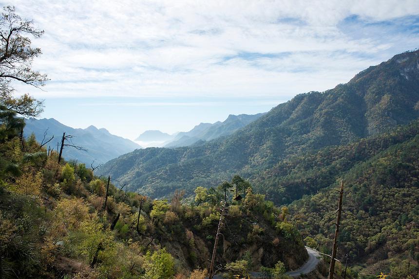 Parque Nacional Cumbres, on the outskirts of Monterrey, Nuevo Leon, Mexico