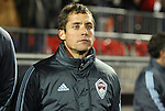21 November 2010: Colorado assistant coach. The Colorado Rapids defeated FC Dallas 2-1 in overtime at BMO Field in Toronto, Ontario, Canada in MLS Cup 2010, Major League Soccer's championship game.