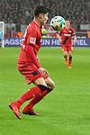 12.01.2018, BayArena, Leverkusen , GER, 1.FBL., Bayer 04 Leverkusen vs. FC Bayern M&uuml;nchen<br /> im Bild / picture shows: <br /> Kai Havertz (Leverkusen #29),  <br /> <br /> <br /> Foto &copy; nordphoto / Meuter