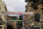 Dusseldorf host city for the 104th edition of the Tour de France 2017, Dusseldorf, Germany. 30th June 2017.<br /> Picture: Eoin Clarke | Cyclefile<br /> <br /> All photos usage must carry mandatory copyright credit (&copy; Cyclefile | Eoin Clarke)