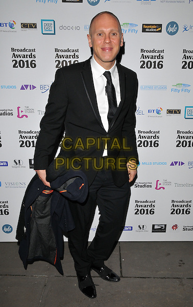 Judge Rinder ( Robert Rinder ) attends the Broadcast Awards 2016, Grosvenor House Hotel, Park Lane, London, UK, on Wednesday 10 February 2016.<br /> CAP/CAN<br /> &copy;Can Nguyen/Capital Pictures