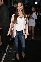 Nikki Grahame<br /> arriving for James Ingham's Jog on to Cancer 2018 at Cafe de Paris, London<br /> <br /> ©Ash Knotek  D3391  04/04/2018