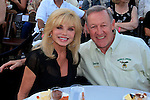 September 12, 2009:  Loni Anderson and guest at the 'Rhythm on the Vine' charity dinner concert to benefit Shriners Children Hospital held at  the South Coast Winery in Temecula, California..Photo by Frank Picard/Milestone Photo
