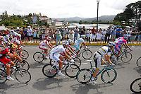 The peloton during the stage of La Vuelta 2012 between Ponteareas and Sanxenxo.August 28,2012. (ALTERPHOTOS/Paola Otero) /NortePhoto.com<br /> <br /> **CREDITO*OBLIGATORIO** <br /> *No*Venta*A*Terceros*<br /> *No*Sale*So*third*<br /> *** No*Se*Permite*Hacer*Archivo**<br /> *No*Sale*So*third*