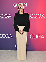 LOS ANGELES, CA. February 19, 2019: Lou Eyrich at the 2019 Costume Designers Guild Awards at the Beverly Hilton Hotel.<br /> Picture: Paul Smith/Featureflash