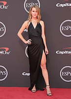 10 July 2019 - Los Angeles, California - Mallory Edens. The 2019 ESPY Awards held at Microsoft Theater. Photo Credit: PMA/AdMedia