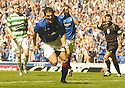 20/08/2005         Copyright Pic : James Stewart.File Name : jspa06 rangers v celtic.NACHO NOVO CELEBRATES AFTER SCORING THE THIRD FROM THE PENALTY SPOT.....Payments to :.James Stewart Photo Agency 19 Carronlea Drive, Falkirk. FK2 8DN      Vat Reg No. 607 6932 25.Office     : +44 (0)1324 570906     .Mobile   : +44 (0)7721 416997.Fax         : +44 (0)1324 570906.E-mail  :  jim@jspa.co.uk.If you require further information then contact Jim Stewart on any of the numbers above.........