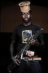 shukuru David. 16 ans. 2 mois passés dans les groupes armés. Bukavu, RDC, juillet 2013.