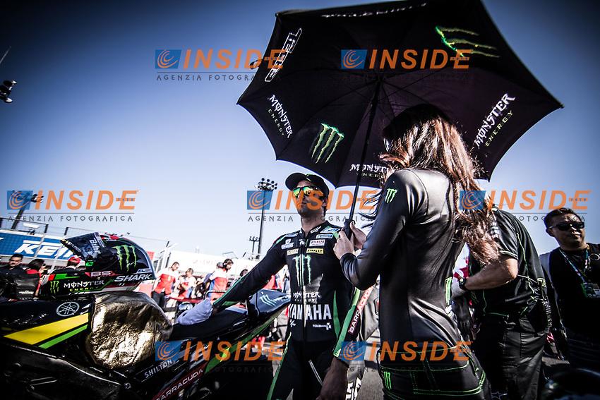 JOHANN ZARCO - FRENCH - MONSTER YAMAHA TECH 3 - YAMAHA<br /> Motegi 21-10-2018 <br /> Moto Gp Giappone<br /> Foto Vincent Guignet / Panoramic / Insidefoto