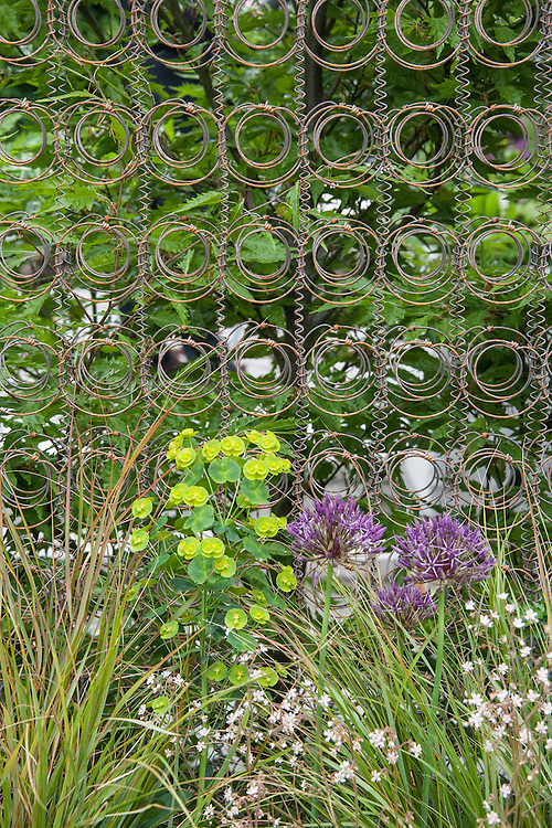 The Wasteland Garden, designed by Kate Gould, RHS Chelsea Flower Show 2013.