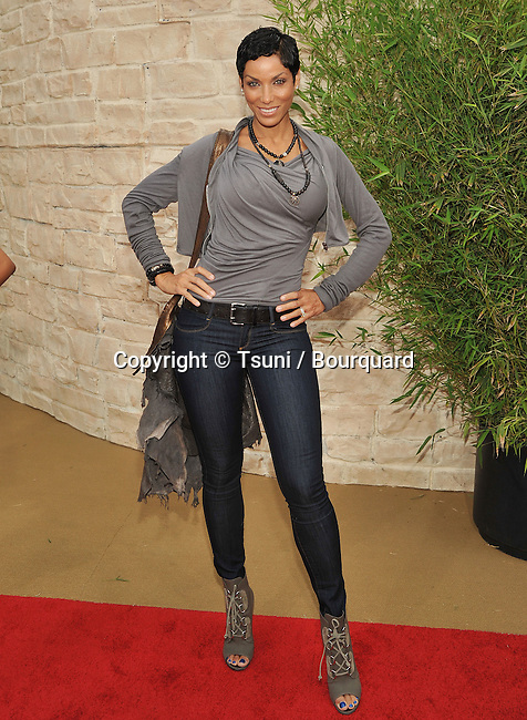 Nicole Murphy _56   -<br /> The Karate Kid Premiere at the Westwood Village Theatre In Los Angeles.