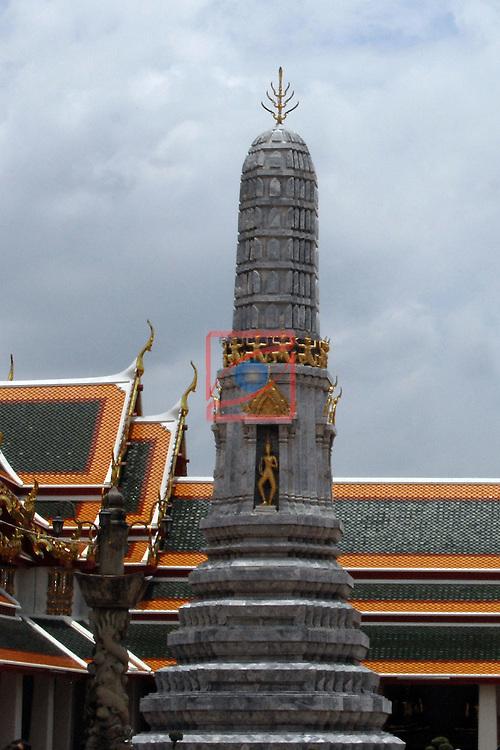 Thailand Tour.<br /> Bangkok.<br /> Grand Palace-Wat Pho-Wat Arun