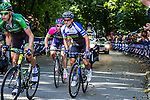 Netapp - Endura, Vattenfall Cyclassics, Waseberg, Hamburg, Germany, 24 August 2014, Photo by Thomas van Bracht
