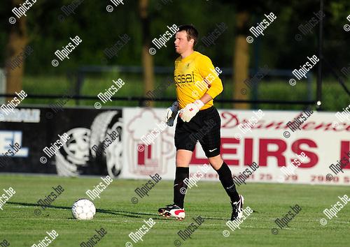 2014-07-24 / Voetbal / seizoen 2014-2015 / KVV Vosselaar / Joris Claessen<br /><br />Foto: mpics.be
