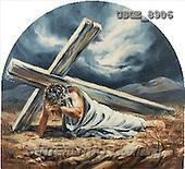 Dona Gelsinger, EASTER RELIGIOUS, paintings(USGE8906,#ER#) Ostern, religiös, Pascua, relgioso, illustrations, pinturas