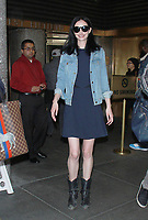 NEW YORK, NY - NOVEMBER 7: Krysten Ritter seen after an appearance on New York Live in New York City on November 7, 2017. <br /> CAP/MPI/RW<br /> &copy;RW/MPI/Capital Pictures