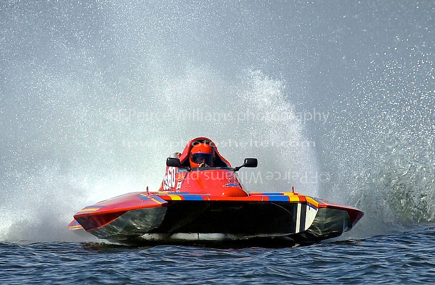 CS-60     (2.5 Litre Stock hydroplane(s)