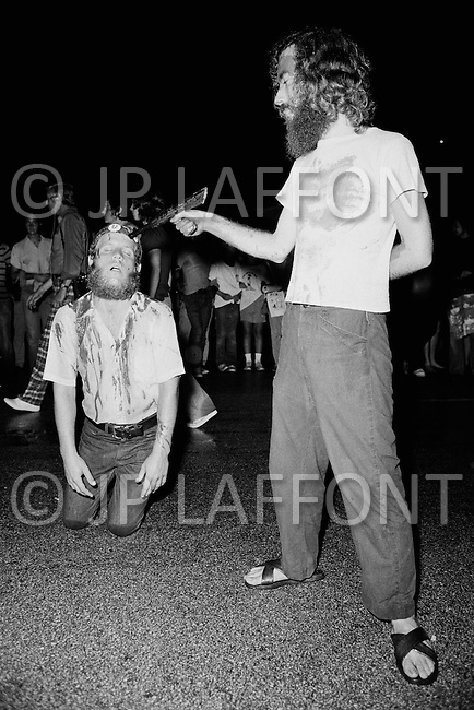 Miami, FL. August 23rd 1972.<br />