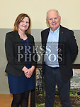 Mary Monaghan fron An Taisce and Noel Heeney Chairperson of the Courthouse Committee. Photo:Colin Bell/pressphotos.ie