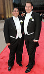 Roland Maldonado and Joel Bickley at the Houston Grand Opera Ball at the Wortham Theater Saturday April 09,2011.(Dave Rossman/For the Chronicle)