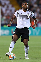 Jonathan Tah of Germany in action<br /> Udine 30-06-2019 Stadio Friuli <br /> Football UEFA Under 21 Championship Italy 2019<br /> final<br /> Spain - Germany<br /> Photo Cesare Purini / Insidefoto