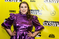 """AUSTIN, TX- MARCH 8: Beanie Feldstein attends the SXSW world premiere of FX's """"What We Do in the Shadows"""" at the Paramount Theater on March 8, 2019 in Austin, Texas. (Photo by Stephen Spillman/FX/PictureGroup)"""