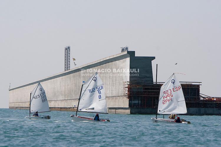-  - 60 REGATA MAGDALENA de Vela Infantil - TROFEO ROGA CUCA - Real Club Náutico de Castellón - 2007 mar 18