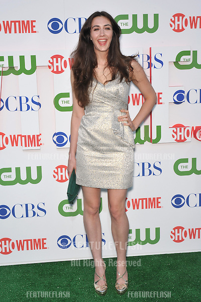"Madeline Zima - star of ""Californication"" - at CBS TV Summer Press Tour Party in Beverly Hills. .July 28, 2010  Los Angeles, CA.Picture: Paul Smith / Featureflash"
