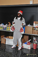 Bea Gaddy Food Drive 2012