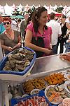 Whitstable Oyster Festival, Kent England 2007